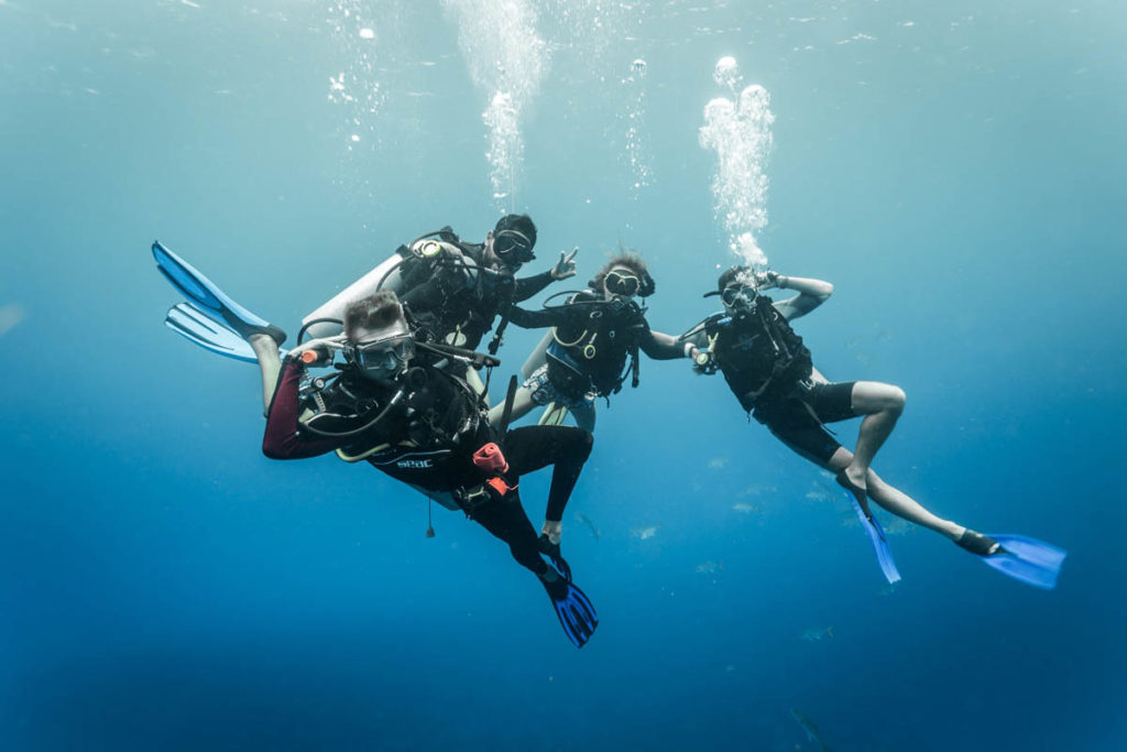 Adan Banga - Becoming a Divemaster